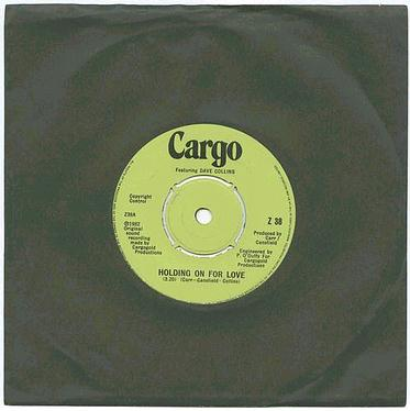 CARGO - Holding On For Love - UK Z