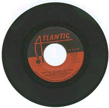 ARCHIE BELL - Don't Let The Music Slip Away