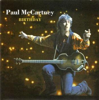 PAUL McCARTNEY - BIRTHDAY - PARLOPHONE