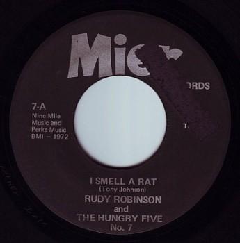 RUDY ROBINSON - I SMELL A RAT - MIER