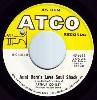 ARTHUR CONLEY - AUNT DORA'S LOVE SOUL SHACK - ATCO