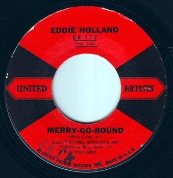 EDDIE HOLLAND - IT MOVES ME - UA