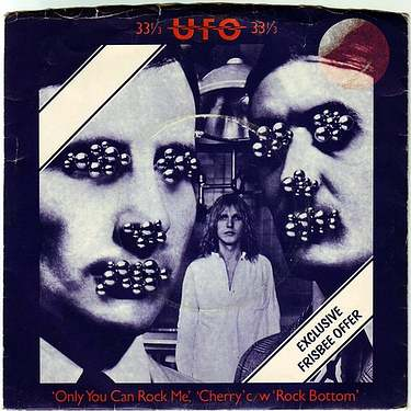UFO - ONLY YOU CAN ROCK ME - CHRYSALIS