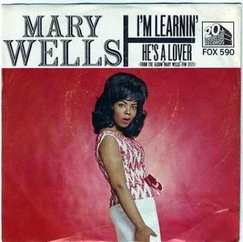 MARY WELLS - I'M LEARNIN' - 20TH CENTURY FOX