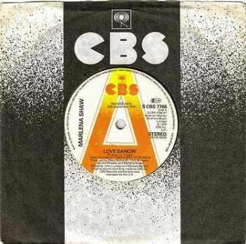 MARLENA SHAW - LOVE DANCIN' - CBS dj