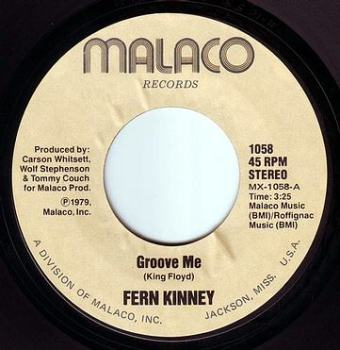 FERN KINNEY - GROOVE ME - MALACO