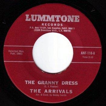 ARRIVALS - THE GRANNY DRESS - LUMMTONE