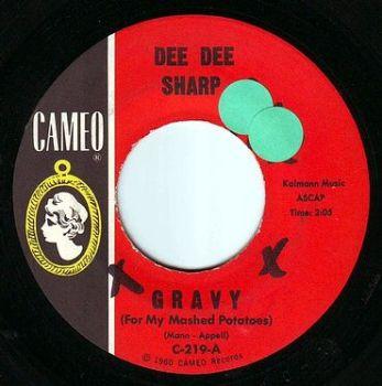 DEE DEE SHARP - GRAVY - CAMEO