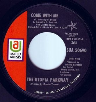 UTOPIA PARKWAY - COME WITH ME - UA DEMO