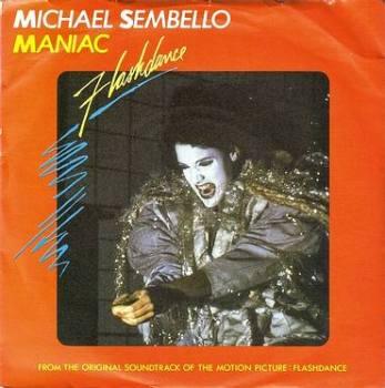 MICHAEL SEMBELLO - MANIAC - CASABLANCA