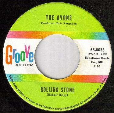 AVONS - ROLLING STONE - GROOVE