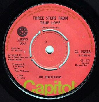 REFLECTIONS - THREE STEPS FROM TRUE LOVE - CAPITOL