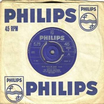 WALKER BROTHERS - STAY WITH ME BABY - PHILIPS