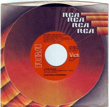 CROWN HEIGHTS AFFAIR - STREAKING - RCA