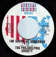 PHILADELPHIA SOCIETY - 100 SOUTH OF BROADWAY - ARC