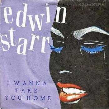 EDWIN STARR - I WANNA TAKE YOU HOME - AVATAR