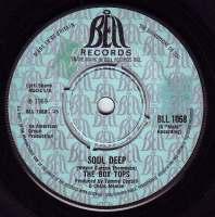 BOX TOPS - SOUL DEEP - BELL