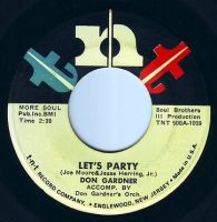 DON GARDNER - LET'S PARTY - TNT