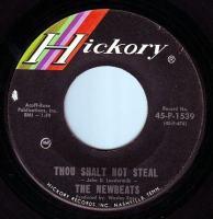 NEWBEATS - THOU SHALT NOT STEAL - HICKORY