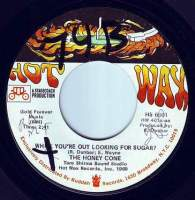 HONEY CONE - WHILE YOU'RE OUT LOOKING FOR SUGAR - HOT WAX