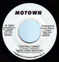 MAGIC DISCO MACHINE - CONTROL TOWER - MOTOWN DEMO