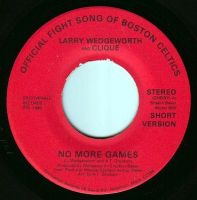 LARRY WEDGEWORTH - NO MORE GAMES - GROOVEHALL