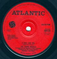 YOUNG RASCALS - A GIRL LIKE YOU - ATLANTIC