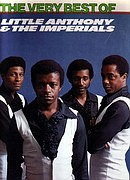 LITTLE ANTHONY & THE IMPERIALS - THE VERY BEST OF - UA