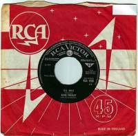 ELVIS PRESLEY - U.S. MALE - RCA