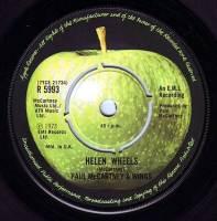 PAUL McCARTNEY & WINGS - HELEN WHEELS - APPLE