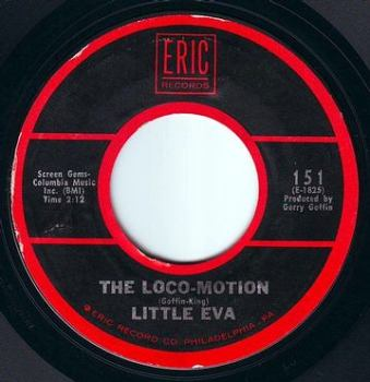 LITTLE EVA - THE LOCOMOTION - ERIC