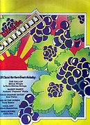 TALK OF THE GRAPEVINE - VARIOUS ARTISTS - GRAPEVINE