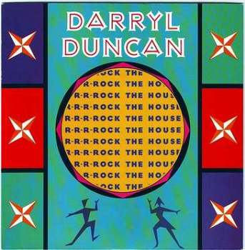 DARRYL DUNCAN - ROCK THE HOUSE - MOTOWN
