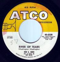 BEN E KING - RIVER OF TEARS - ATCO