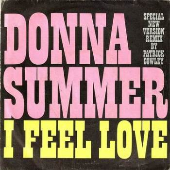 DONNA SUMMER - I FEEL LOVE - CASABLANCA