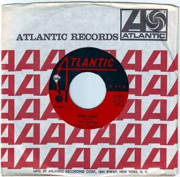 DRIFTERS - STEAL AWAY - ATLANTIC