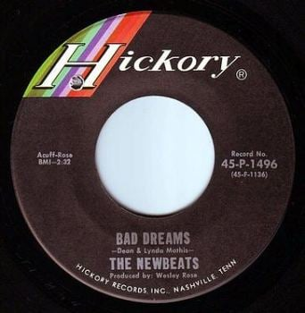 NEWBEATS - BAD DREAMS - HICKORY