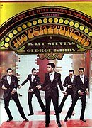 TEMPTATIONS - THE TEMPTATIONS SHOW - GORDY
