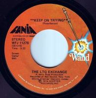 LTG EXCHANGE - KEEP ON TRYING - FANIA