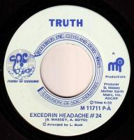 TRUTH - EXCEDRIN HEADACHE - S.O.C.