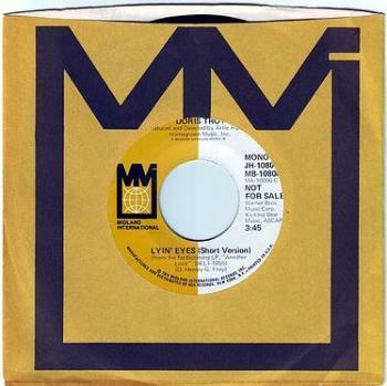 DORIS TROY - LYIN' EYES - MIDLAND INTERNATIONAL DEMO