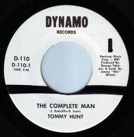 TOMMY HUNT - THE COMPLETE MAN - DYNAMO DEMO