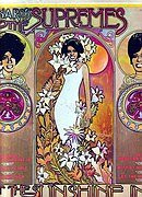DIANA ROSS & THE SUPREMES - LET THE SUNSHINE IN - MOTOWN