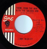 JIMMY McGRIFF - THE MAN WITH THE GOLDEN ARM - SUE