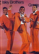 ISLEY BROTHERS - GREATEST HITS - REGAL STARLINE