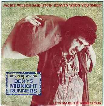 DEXY'S MIDNIGHT RUNNERS - JACKIE WILSON SAID - MERCURY