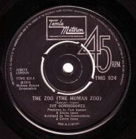 COMMODORES - THE ZOO - TMG 924