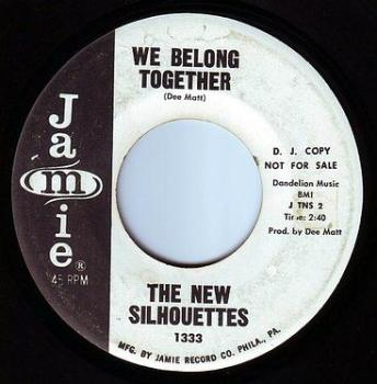 NEW SILHOUETTES - WE BELONG TOGETHER - JAMIE DEMO