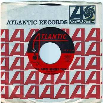 WILSON PICKETT - SOUL DANCE NUMBER THREE - ATLANTIC