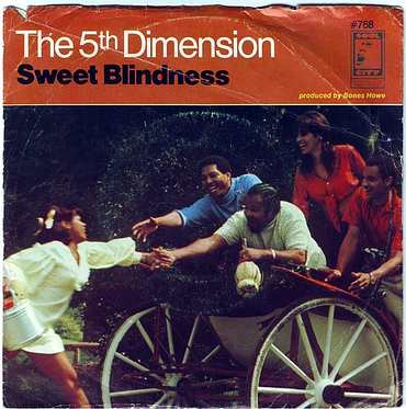 5th DIMENSION - SWEET BLINDNESS - SOUL CITY